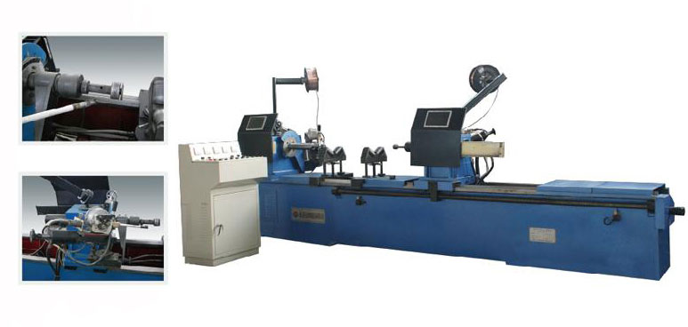 Automatic Co2 Gas-shielded Dual-torch Auto-welding Machine