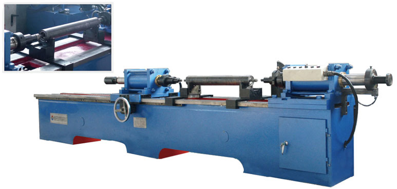 Automatic Machine Tool for Conveyor roller press assembly