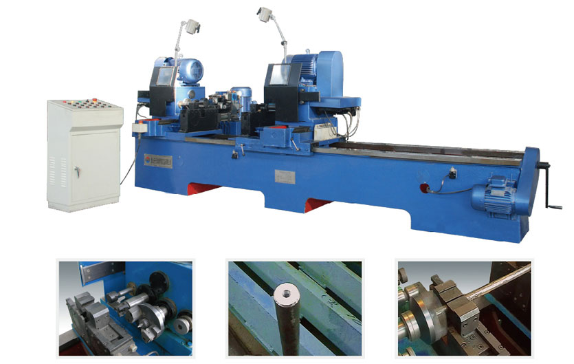 Shaft End Processing Machine