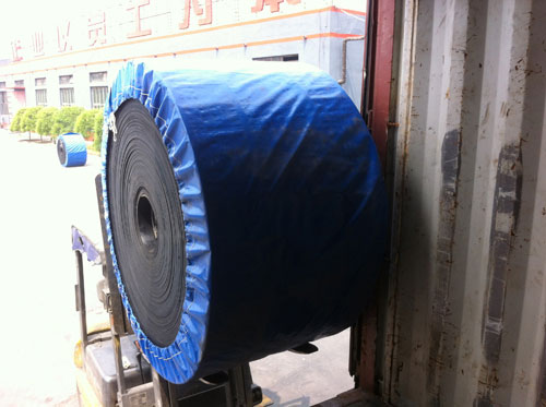 Rubber belts to Philippines