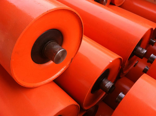 Conveyor rollers to Canada